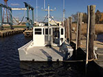 R/V Petrel-36' Calvin Beal Research Vessel-Stockton University NJ